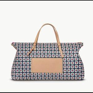 Spartina Calhoun Voyager Duffle Travel Bag NWT